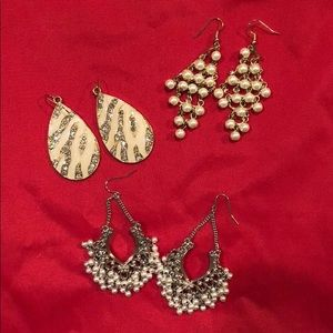 Earring bundle!